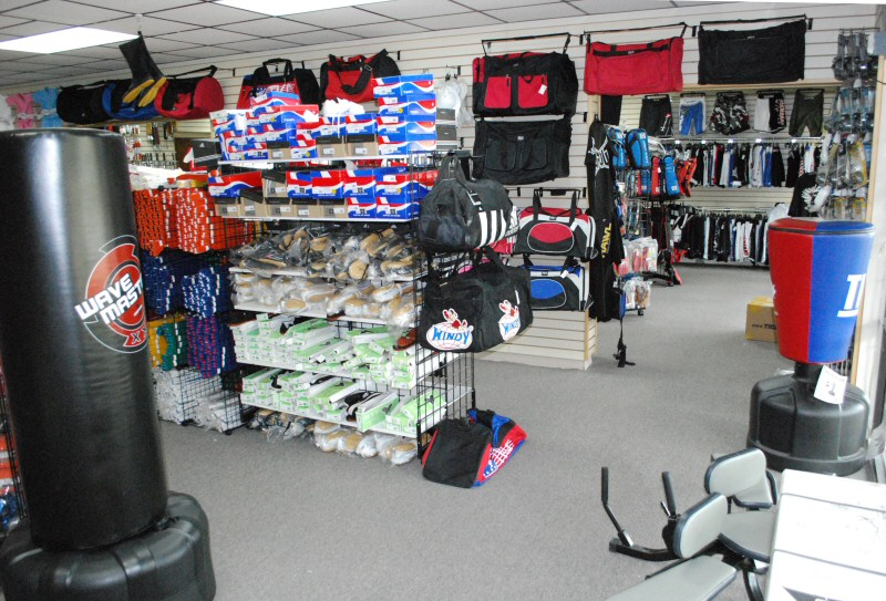 Our Retail Store in Tampa, Florida| Wolf Pack Martial Arts Supply